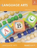 BookShark Language Arts K, Instructor's Guide
