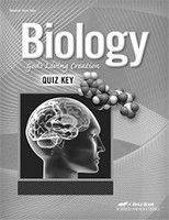 Science 10: Biology, 4th ed., Quiz Key