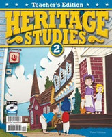 Heritage Studies 2, 3d ed., Teacher Edition & CDRom Set