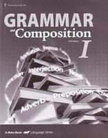 Grammar and Composition I (7), Quiz-Test Key