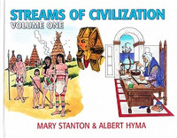 Streams of Civilization, Volume One, text & Teacher Guide