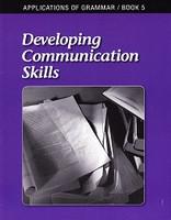 Grammar 11: Developing Communication Skills, workbook