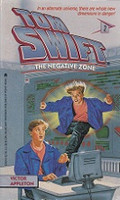 Tom Swift in The Negative Zone