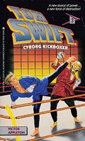 Tom Swift in Cyborg Kickboxer