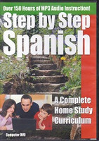 Step by Step Spanish, a Complete Home Study Curriculum