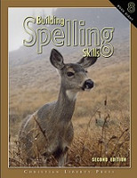 Building Spelling Skills, Book 8, 2d ed., student & key set