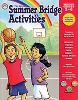 Original Summer Bridge Activities, Bridging Grades 5 to 6