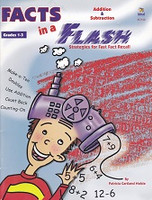 Facts in a Flash Addition & Subtraction, Grades 1-3