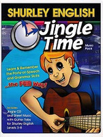 Shurley English Jingle Time Music Book