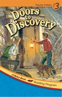 Doors to Discovery, 3i, Reader Teacher Edition