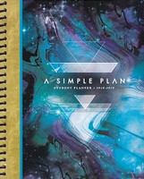 Simple Plan 2018-2019 Student Planner