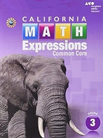 Math Expressions Common Core, Grade 3, Set