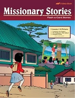 Missionary Stories Flash-a-Card Stories