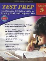American Education Publishing Test Prep, Grade 3