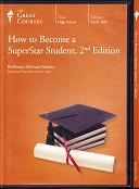 How to Become a SuperStar Student, 2d ed., 3 DVDs & Book Set