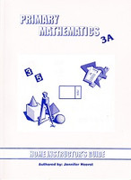 Singapore Primary Mathematics 3A Home Instructor Guide