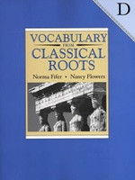 Vocabulary from Classical Roots D Set