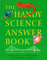 Handy Science Answer Book, 2d ed., The