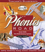 Phonics Road to Spelling & Reading, Level Three Set