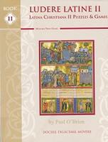 Ludere Latine II Latina Christiana II Puzzles & Games