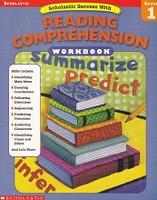 Scholastic Success with Reading Comprehension, Grade 1