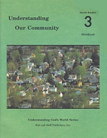 Social Studies 3: Understanding Our Community, Workbook