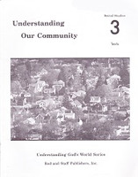 Social Studies 3: Understanding Our Community, Tests