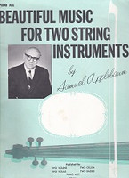 Beautiful Music for Two String Instruments, Piano Acc.