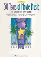 50 Years of Movie Music, Fifty Songs for Flute