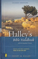 Halley's Bible Handbook, King James Version, Classic Edition