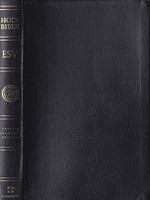 Holy Bible ESV, Classic Thinline Edition, Bonded Leather