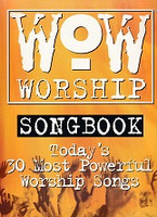 WOW Worship Songbook, Orange