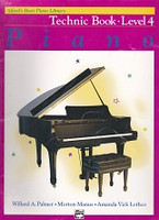 Piano Technic Book, Level 4; 2d ed.
