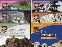 Mount Rushmore At a Glance, 6 Booklets Set