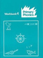 Primary Phonics, Workbook 4