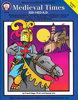 Medieval Times 325-1453 A.D. Social Studies Activity Book