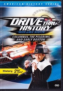 Columbus, the Pilgrims, and Early Boston DVD