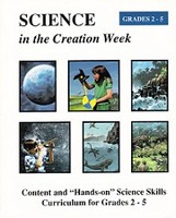 Science in the Creation Week: Grades 2-5