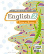 English 2 Writing and Grammar, 2d ed., Teacher & CDRom Set