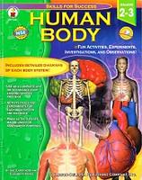 Human Body, Grades 2-3