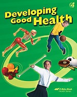 Developing Good Health 4, 3d ed., student