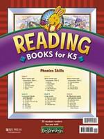 Reading Books for K5, Set of 32