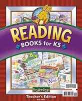 Reading Books for K5, 3d ed, Teacher Edition