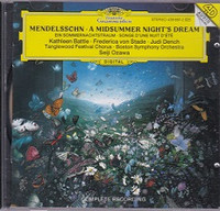 Mendelssohn, a Midsummer Night's Dream