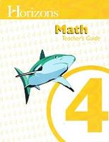 Horizons Math 4, Teacher Guide