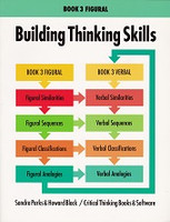 Building Thinking Skills, Book 3: Figural, student & Teacher
