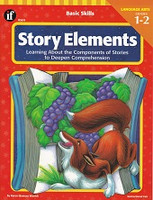 Story Elements, Components of Stories--Deepen Comprehension