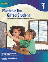 FlashKids Math for the Gifted Student, Grade 1