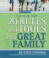20 Surprisingly Simple Rules and Tools for a Great Family