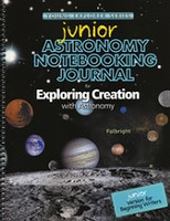 Apologia: Astronomy Junior Notebooking Journal